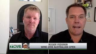 Tennis Channel Live: The Great Comeback: How Federer Bounced Back from Injury-Plagued 2016 Season