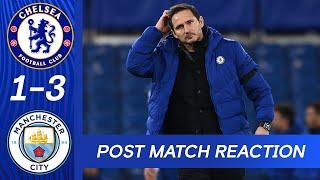 """Lampard: """"We Lost Our Shape For A Period, It's Time To Fight And Work Hard 