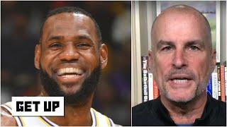 It's ludicrous to say today's NBA players couldn't dominate in the '80s or '90s - Jay Bilas | Get Up