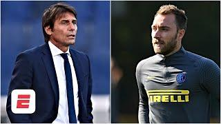 Has Antonio Conte put Christian Eriksen on the naughty step at Inter Milan? | ESPN FC