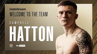 Live Press conference with Campbell Hatton, Ricky Hatton & Eddie Hearn