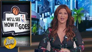 The NBA in 2020-21: We'll See How It Goes | The Jump