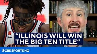 Big Ten Championship Preview and Picks [OHIO STATE VS ILLINOIS BASKETBALL] | CBS Sports HQ
