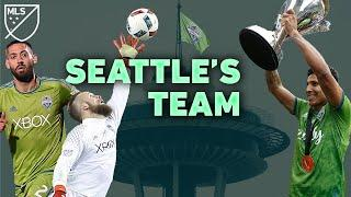 Seattle's Team—What The MLS Dynasty Seattle Sounders Mean to Their City