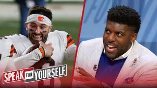 Emmanuel Acho explains why Chiefs should be concerned over Browns in AFC | NFL | SPEAK FOR YOURSELF