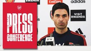 Will Thomas Partey feature against Manchester City?   Mikel Arteta   Press Conference