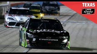 Full Race Replay: Xfinity Series at Texas Motor Speedway