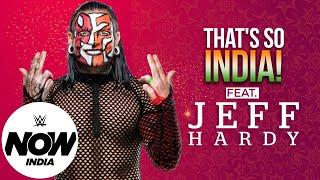 How Many Diwali Items Did Jeff Hardy Guess Right?   That's So India: WWE Now India