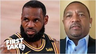 LeBron is set to have the 'greatest career in the history of basketball' - Mark Jackson | First Take