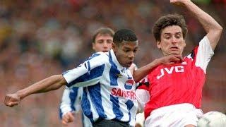 Sheffield Wednesday v Arsenal | FA Cup final | Full build-up and match | 15 May 1993