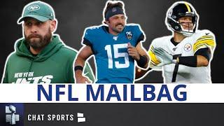 NFL Rumors: Breakout Teams? Coaches On Hot Seat? Gardner Minshew Future? Rookie Of Year? | Mailbag