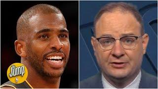 Woj details Chris Paul's trade to the Suns | The Jump