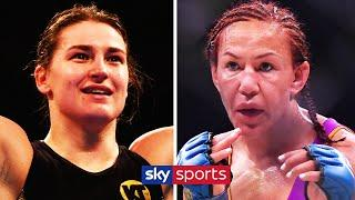 Will Cris Cyborg crossover to boxing to fight Katie Taylor?