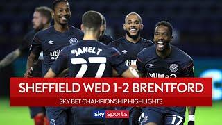 Ivan Toney brace gives Bees 2-1 win! | Sheffield Wed 1-2 Brentford | EFL Championship Highlights