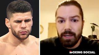"""I DON'T RATE MARKU'S BOXING SKILLS!"" RYLAN CHARLTON ON NEGOTIATIONS FOR FLORIAN MARKU BOUT,JOE LAWS"
