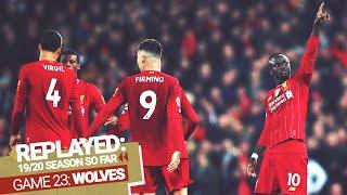 REPLAYED: Liverpool 1-0 Wolves | Mane scores to see out 2019 with a win