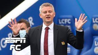 SLOW DOWN, Solskjaer! Craig Burley pumps the brakes on Man United's 'massive achievement' | ESPN FC