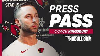 "Kingsbury: ""We'll Find Out How We Rebound This Week"" 