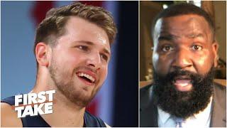 Kendrick Perkins thinks Luka Doncic & the Mavericks will be a challenge for the Clippers |First Take
