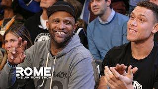 The CC in CC Sabathia stands for Captain Crunches | The Jim Rome show
