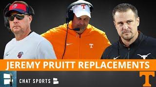 Top 10 Candidates To Replace Jeremy Pruitt as Next Tennessee Volunteers Head Coach In 2021
