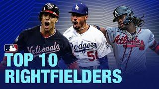 Top 10 Right Fielders in MLB | 2021 Top Players