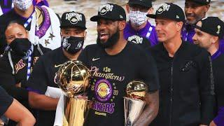 Lebron James & Lakers DEMOLISH Heat To Win 2020 NBA Championship! | NBA FINALS 2020