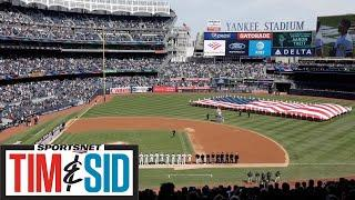 Jeff Passan On MLB's Potential Return To Play Scenarios   Tim and Sid