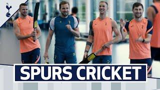 WHO IS THE BEST BATSMAN IN THE SQUAD?  Spurs cricket ft. Bale, Kane, Dier, Davies, Hart & Doherty!