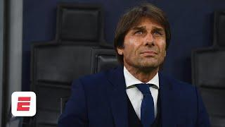 How much responsibility does Antonio Conte bear for Inter Milan's failures in Europe? | ESPN FC