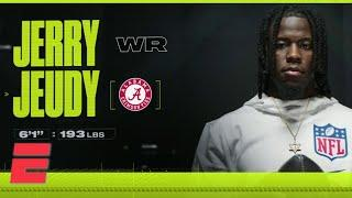 Alabama WR Jerry Jeudy gets drafted by the Denver Broncos at No. 15 overall | 2020 NFL Draft