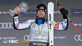 Alexis Pinturault clinches first Alpine skiing World Cup overall title | NBC Sports