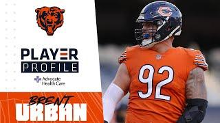 Brent Urban: 'It's a long way from Mississuaga' | Player Profile | Chicago Bears
