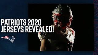 First Look at the Patriots New 2020 Uniforms!