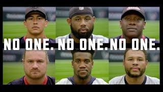 Change is necessary and it needs to happen now.   Houston Texans