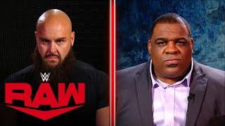 Braun Strowman calls out Keith Lee: WWE Network Exclusive, Oct. 12, 2020