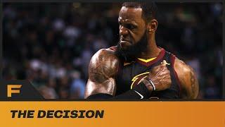 Dissecting Lebron's Decision And How The King Paved The Way For Athletes To Choose Their Own Fu