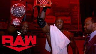 The Hurt Business celebrates Bobby Lashley's WWE Title win: WWE Network Exclusive, Mar. 1, 2021