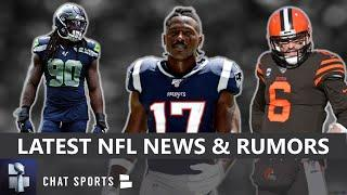 NFL News & Rumors On Jadeveon Clowney, Antonio Brown, Baker Mayfield, All-Decade Team & 2020 Draft