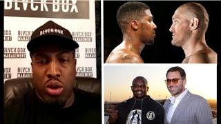 'HE'S BEEN FAILED BY EDDIE HEARN' - DEAN WHYTE ON FURY-JOSHUA AGREEMENT & REPERCUSSIONS FOR DILLIAN