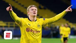 Erling Haaland has already outgrown Borussia Dortmund and the Bundesliga - Laurens | ESPN FC