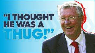 """""""She Thought I Was a Gangster or Boxer!"""" - Sir Alex Meeting Cathy   Sir Alex Ferguson: Never Give In"""