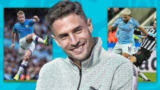 """""""KEVIN DE BRUYNE IS THE WORST PLAYER TO PLAY AGAINST!"""" Ft. Fabian Schar   #UNFILTERED"""