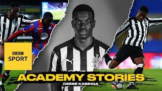 The brutal reality of Premier League academies: Deese Kasinga's story | BBC Sport