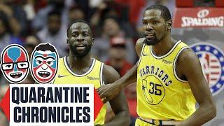 QUARANTINE CHRONICLES: Toilet Paper, Draymond vs Durant & The Last Dance