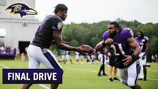 Lamar Jackson Has Practice Sessions With Teammates Planned | Ravens Final Drive