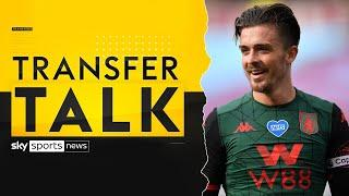 Jack Grealish signs new five-year deal with Aston Villa ️ | Transfer Talk