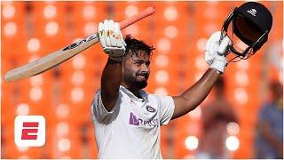 'Rishabh Pant is an absolute SUPERSTAR!' | India vs. England, 4th Test, Day 2 | ESPNcricinfo