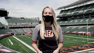 Updated Bengals COVID-19 Fan Protocols at Paul Brown Stadium