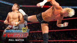 FULL MATCH - Daniel Bryan vs. Dolph Ziggler: WWE Bragging Rights 2010